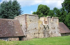 Forge de Dampierre-sur-Blévy - English: Marly Machines. The ancient blast furnaces of Dampierre.
