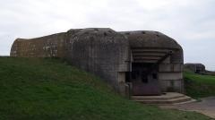 Batterie d'artillerie de Longues - Français:   Batterie de Longues-sur-Mer, France.