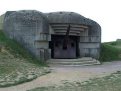 Batterie d'artillerie de Longues -  Longues-sur-Mer Battery