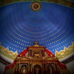 Eglise Notre-Dame de l'Assomption -  Above the altar