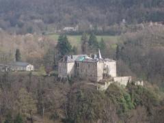 Château de Gudanes -  Château de Gudanes