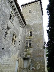 Château de Plieux - Français:   Château de Plieux
