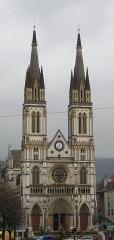 Eglise Saint-Bruno - Cathédrale Saint-Bruno à Voiron (Isère - 38)