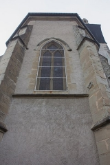 Eglise Saint-Didier -  Vue de l\'église Saint-Didier de Voreppe (Voreppe, Isère, France)