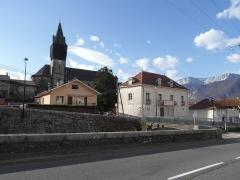 Eglise Saint-Didier - Français:   Église de Voreppe