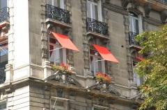 Restaurant le Relais-Plaza -  IMG_4641