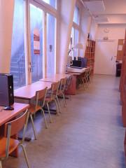 Ecole normale supérieure - Français:   Bibliothèque Jourdan - Campus Jourdan - ENS