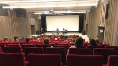 Ecole normale supérieure - Français:   Conférence de Philippe Gunet et Anne Poiret autour de \