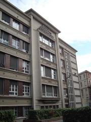 Ecole normale supérieure - English: Laboratories of the Ecole normale supérieure (Paris) located at rue Erasme in Paris