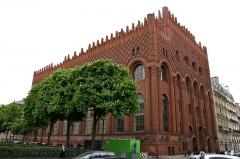 Institut d'Art et d'Archéologie - English: L'institut d'art et d'archéologie - Paris 6e 3, rue Michelet - 8, avenue de l'Observatoire .