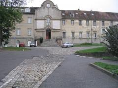 Ancien couvent des Récollets -  L'ancien couvent des Recollets à Melun(France).