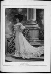Théâtre du Gymnase - English: alrededor de 1900