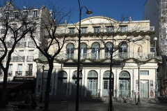 Théâtre du Gymnase - Deutsch: Théâtre du Gymnase Marie Bell am Boulevard Bonne-Nouvelle Nr.38 im 10. Arrondissement in Paris