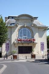 Théâtre municipal de Coulommiers - Deutsch: Theater in Coulommiers im Département Seine-et-Marne (Île-de-France)