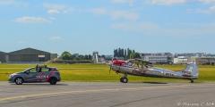 Aérogare du Bourget -  F-AYTX Coca Cola