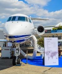 Aérogare du Bourget -  G450