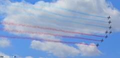 Aérogare du Bourget -  La PAF