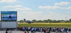 Aérogare du Bourget -  A400M