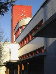 Groupe scolaire Condorcet -  Lycée Condorcet - Maisons-Alfort - France  Auteur/Author: P Charpiat 2006