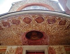 Eglise Saint-Louis de Vincennes - Deutsch: Portal der Kirche St. Louis, Vincennes, Département Val-de-Marne, Region Île-de-France, Frankreich