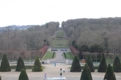 Domaine national de Saint-Cloud - Allée du Fer à Cheval, Parc de Saint-Cloud.
