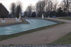 Domaine national de Saint-Cloud - Bassin des 24 Jets, Parc de Saint-Cloud.