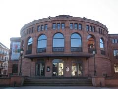 Théatre municipal -  Théâtre de Haguenau (France)