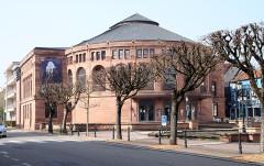 Théatre municipal - Deutsch: Hagenau