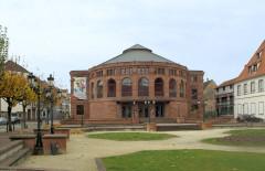 Théatre municipal -  Haguenau - teatr