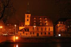 Eglise protestante Saint-Nicolas -  Strasbourg - Eglise Saint-Nicolas