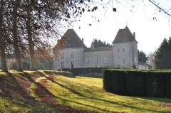 Château de Malvirade - English: Castillo de Malvirade