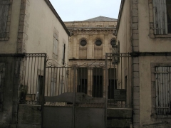 Synagogue -  Synagogue of Bayonne in France