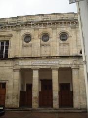 Synagogue -  Synagogue of Bayonne, Pyrénées-Atlantiques, France