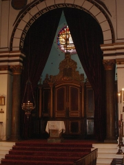 Synagogue -  Synaggogue of Bayonne (France) - The Torah Ark