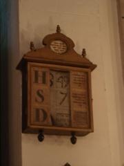 Synagogue -  Synagogue of Bayonne (France).  Prayer guide