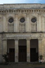 Synagogue - Deutsch: Synagoge in Bayonne im Département Pyrénées-Atlantiques (Region Aquitaine-Limousin-Poitou-Charentes/Frankreich)