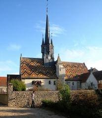 Eglise Saint-Léger - Esperanto: Ruffey-lès-Beaune Église Saint-Léger
