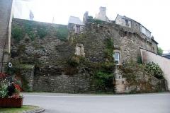 Remparts - Français:   Remparts de Ploërmel