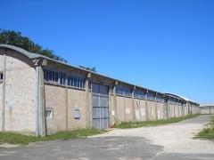 Séminaire des barbelés - Deutsch: Gebäude des Stacheldrahtseminars in Chartres - Le Coudray, Frankreich, 2012 - heute Europäische Begegnungsstätte Franz Stock