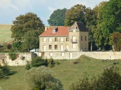 Ancien château de Mont-de-Jeux - Français:   Château de Mont-de-Jeux à Saint-Lambert-et-Mont-de-Jeux (Ardennes, France)