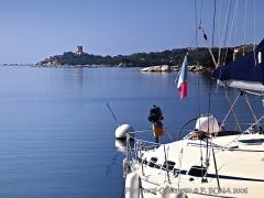 Tour de Figari ou de Caldarello - Français:   Pianotolli-Caldarello (Corse) - Tour de Figari ou de Caldarello, génoise, du XVIe siècle. MH