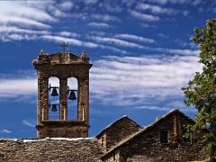 Couvent Saint-François du Bozio -  Alando (Corsica) - Clocher de l'église de l'ancien couvent