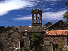 Couvent Saint-François du Bozio -  Alando (Corsica) - Ancien couvent franciscain (1525), clocher de l'église conventuelle