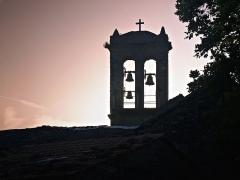 Couvent Saint-François du Bozio -  Alando (Corsica) - Couvent d'Alandu - Clocher de l'église conventuelle