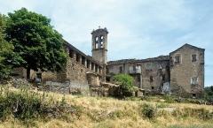 Couvent Saint-François du Bozio - Corsu: U cunventu San Francescu di Boziu in Àlandu