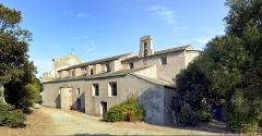 Couvent de l'Annonciation -  Morsiglia, Cap Corse - Ancien couvent de l'Annonciation (Annunziata) daté de 1479. L'église a été ajoutée en 1600. Couvent et église sont inscrits au titre des Monuments historiques. Camera location42°57′10.4″N, 9°21′46.24″EView this and other nearby images on: OpenStreetMap - Google Earth 42.952890;    9.362845