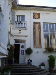 Maison de Marcel Dupré - English: House of Marcel Dupré, Meudon