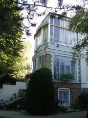 Maison de Marcel Dupré - English: House of Marcel Dupré.