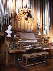 Maison de Marcel Dupré - English: Organ of Marcel Dupré, Meudon, France