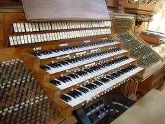 Maison de Marcel Dupré - English: The organ of Marcel Dupré (Meudon)
